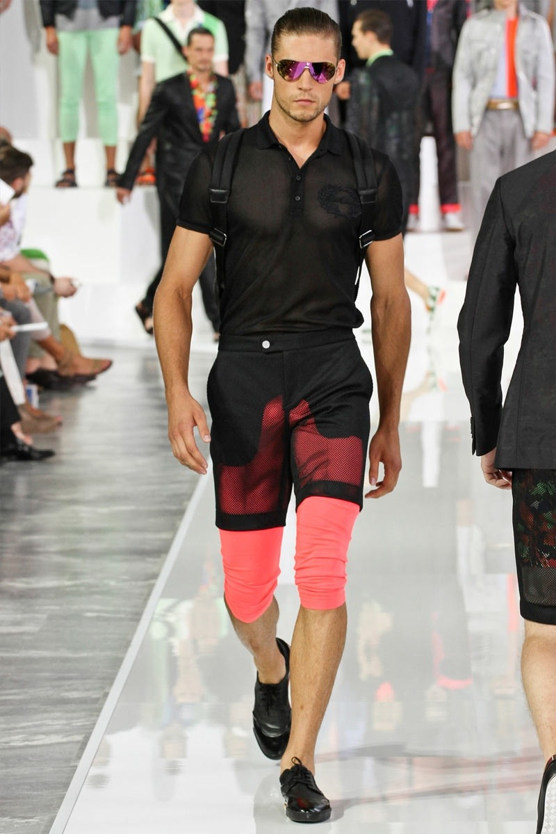Dirk Bikkembergs Spring/Summer 2013 – Fashionably Male