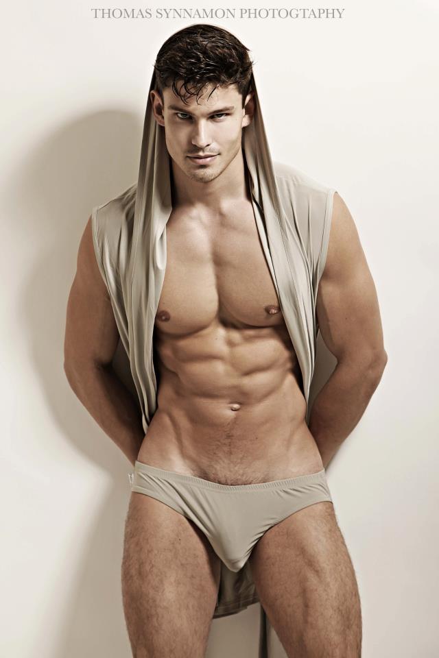 Bernardo Arriagada By Thomas Synnamon Fashionably Male