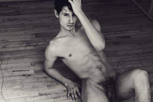 David James Nude 2