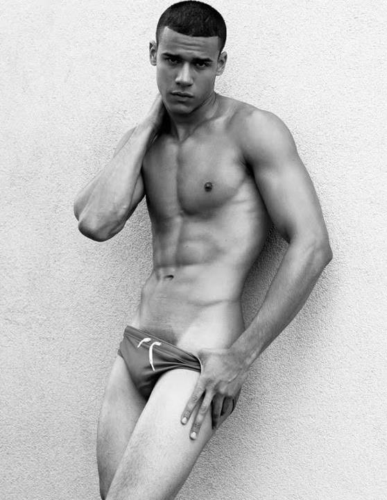 MANNY CRUZ by Greg Vaughan