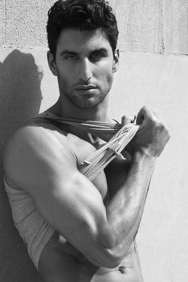 model Alejandro salgueiro