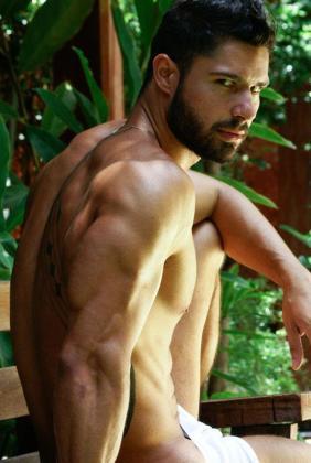 Model Cristiano Faluba for H Magazine10