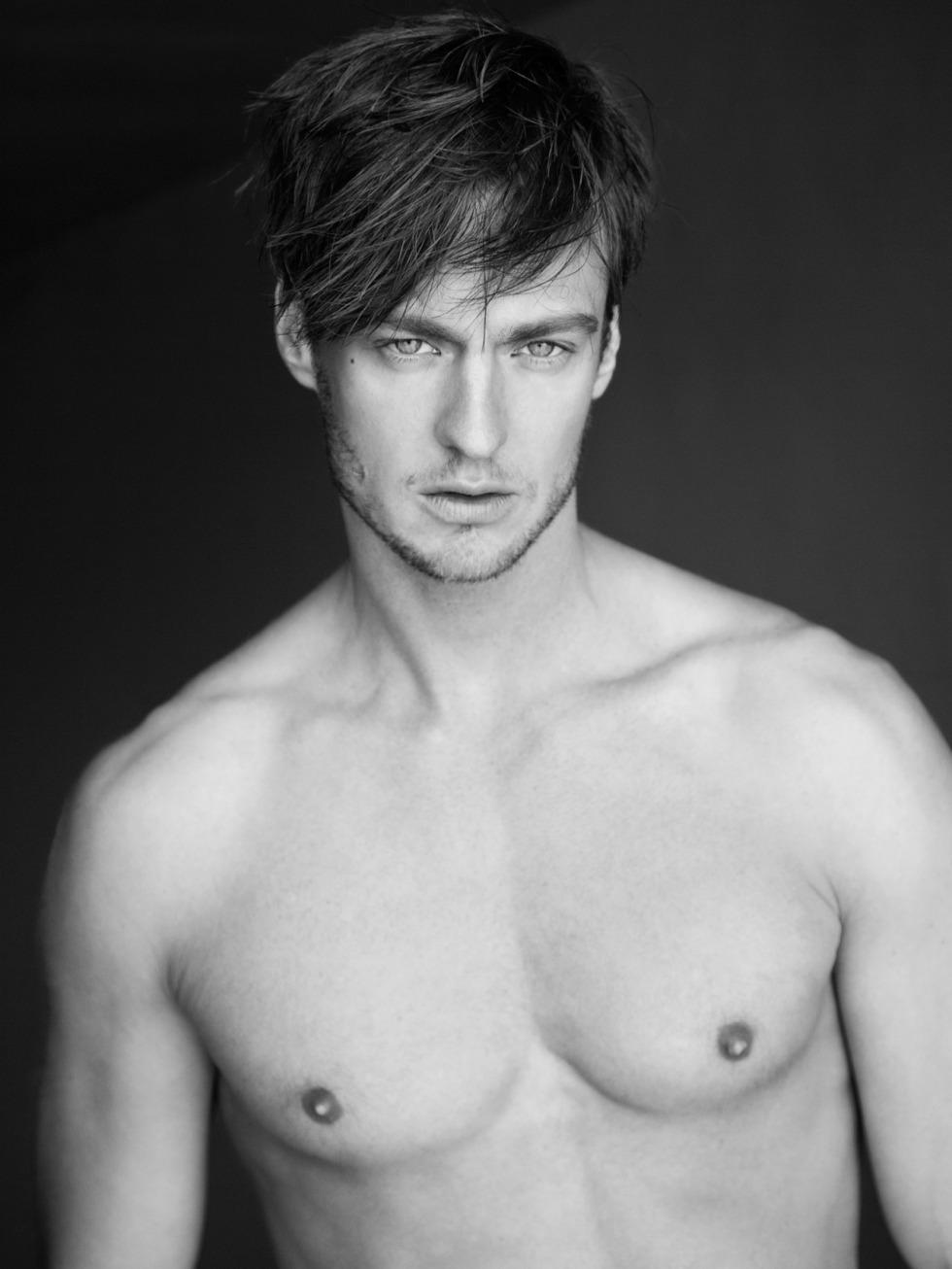Max Papendieck by Paul Reitz