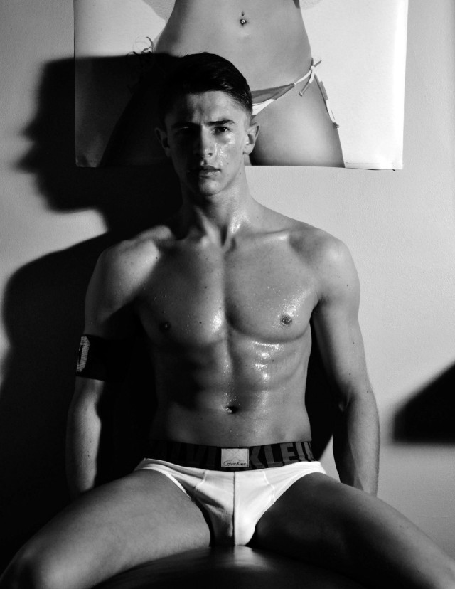 Steven Beckett by Ian Cole for Yearbook2