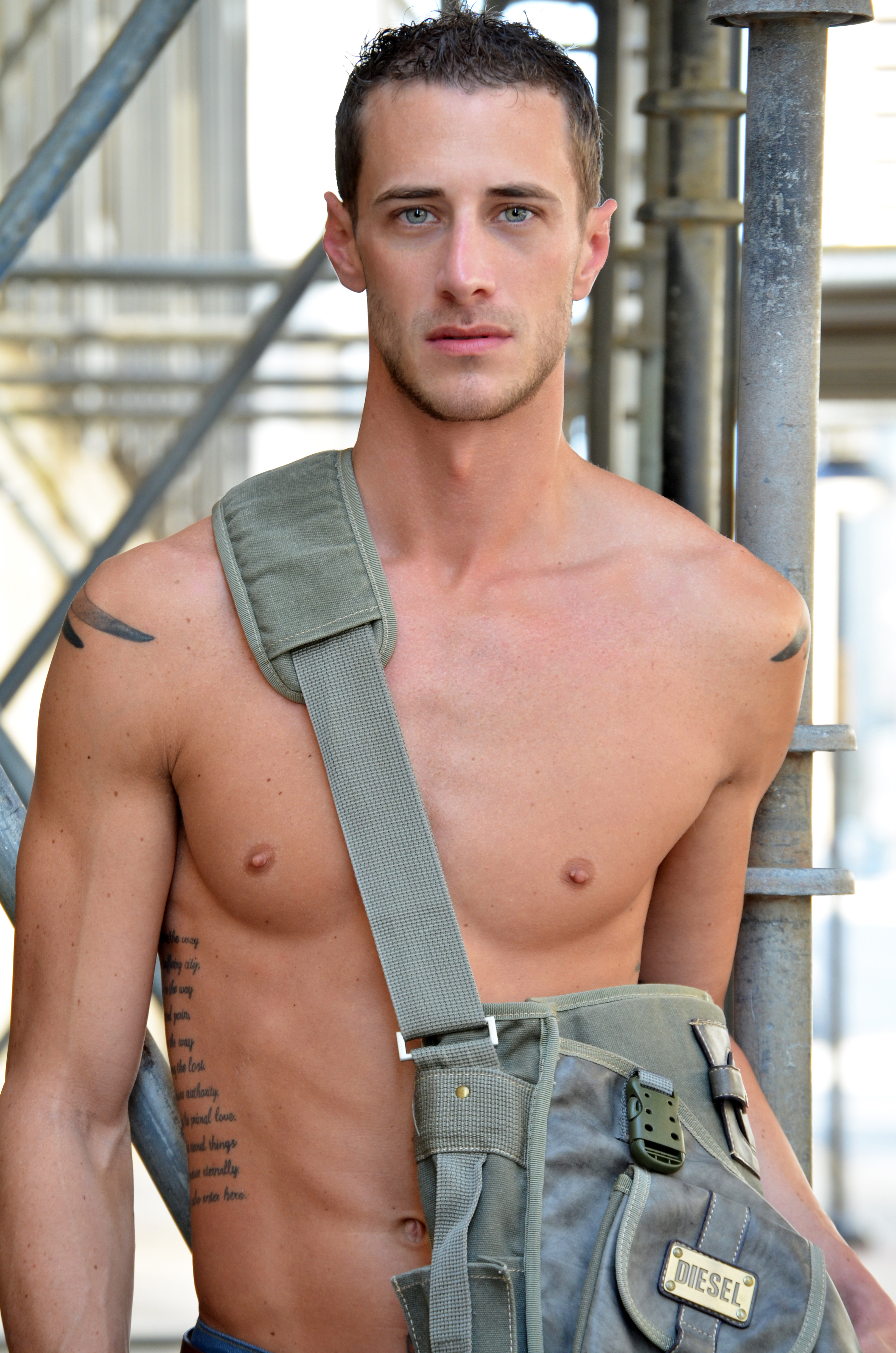 EXCLUSIVE: Josh Hamlett by Calvin Brockington ...