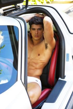 Edilson Nascimento by Elian Gallardo Underwear