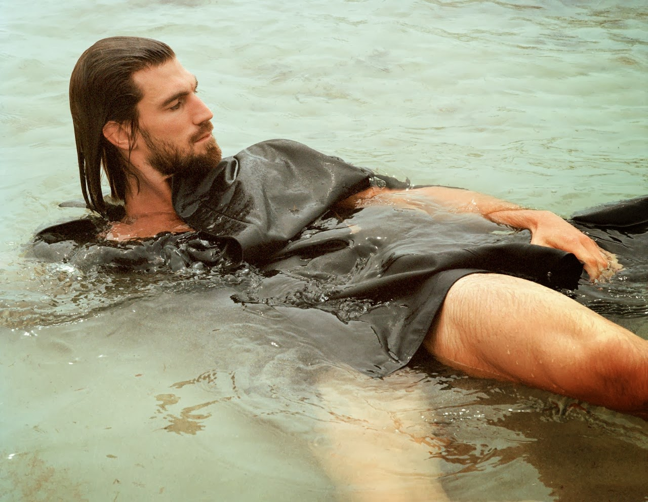 When It Rains It Pours  Bruce Weber  Vman  Fashionably Male-2989