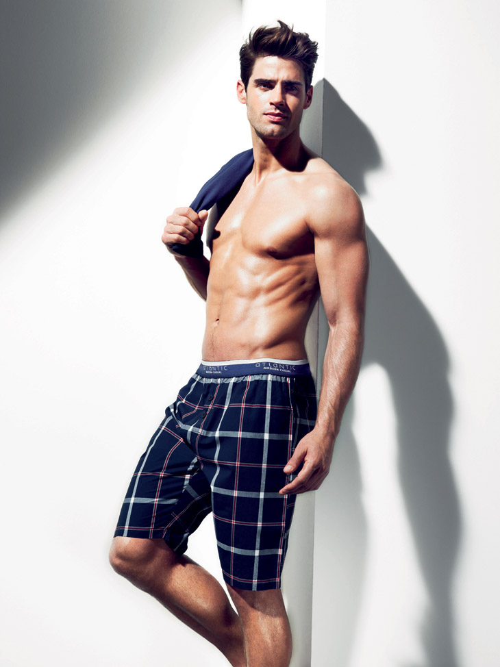 Chad White for 'Atlantic' Menswear 2014 – FASHIONABLY + MALE