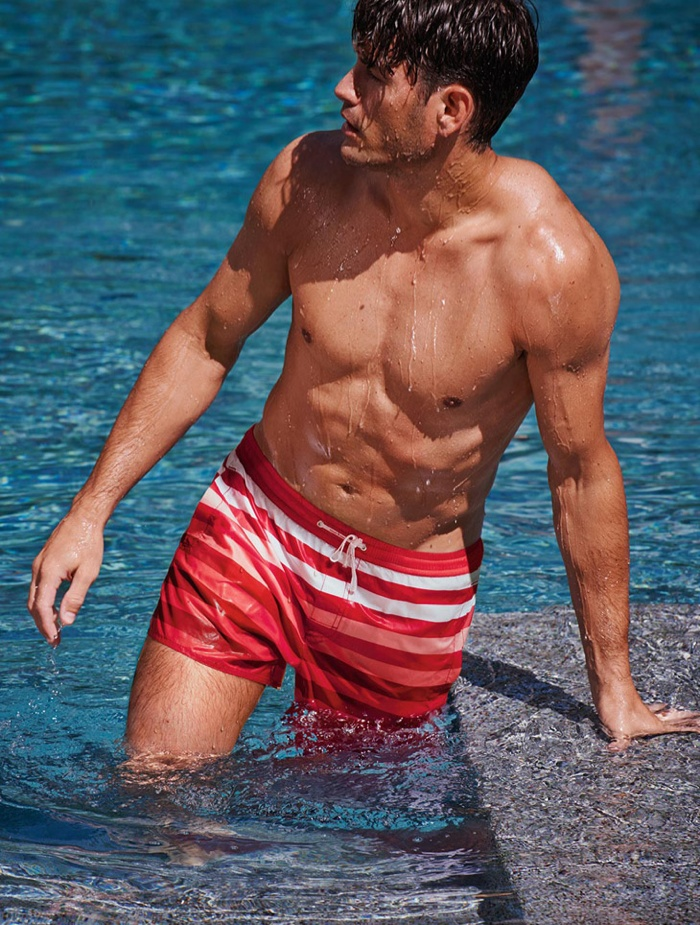 Calzedonia Spring/Summer 2014 Campaign – Fashionably Male