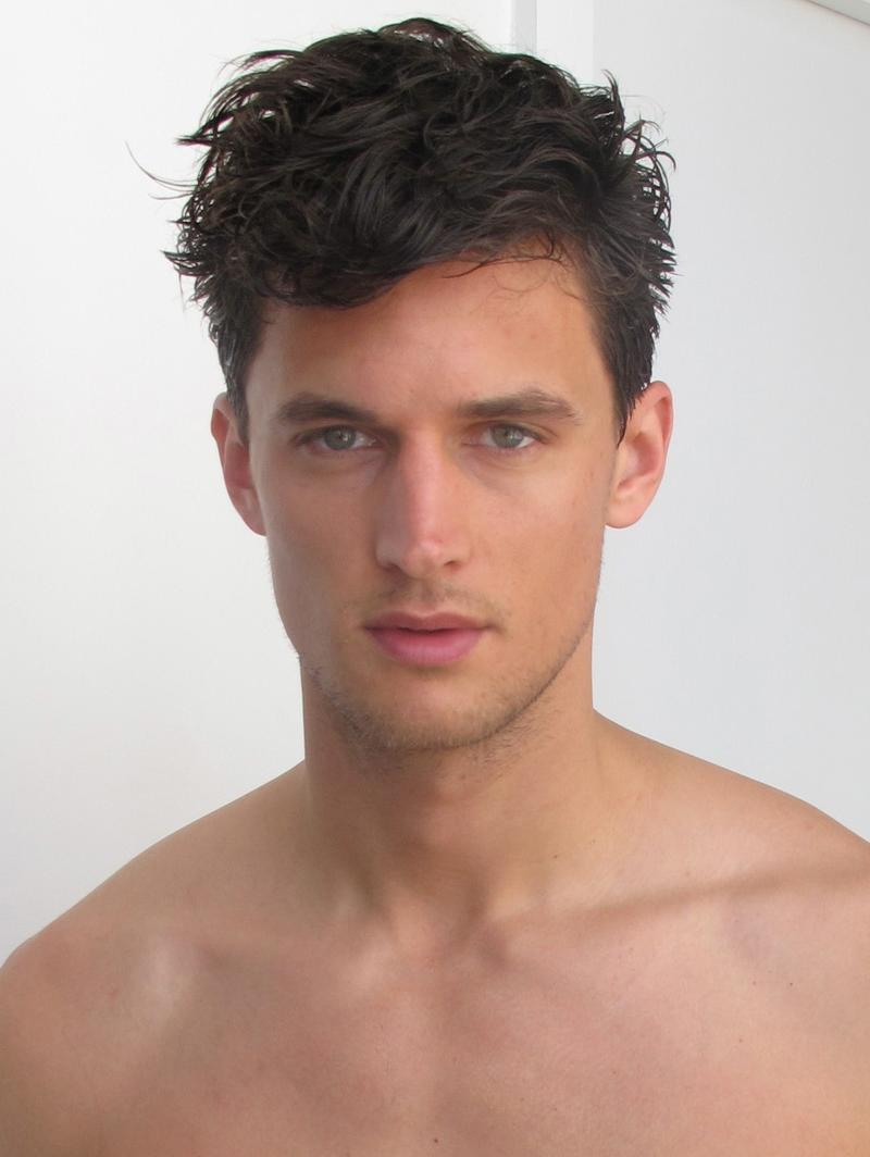 Garrett Neff polaroids from IMG – Fashionably Male