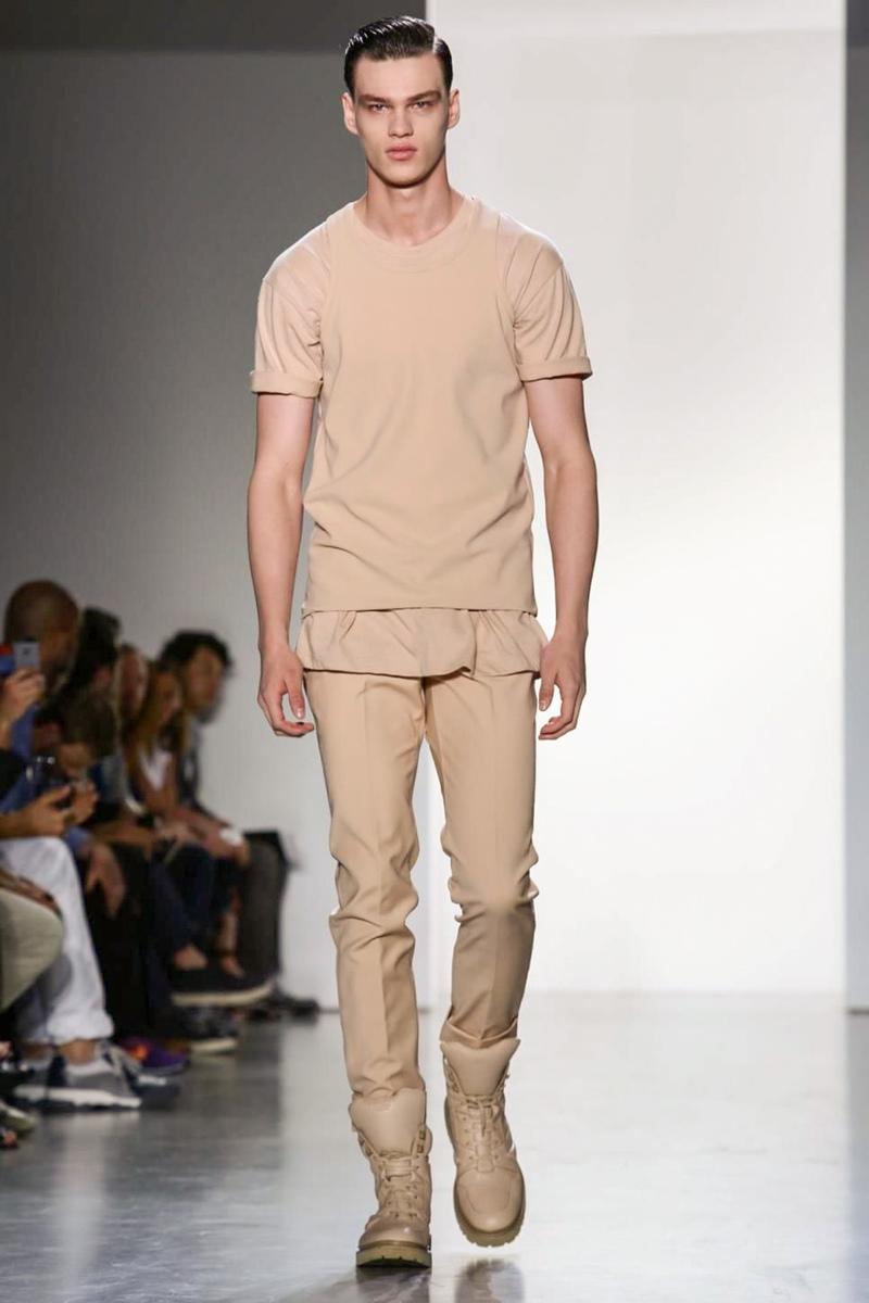Calvin Klein Springsummer 2015 Milan  Fashionably Male-9960