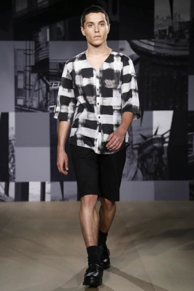 DKNY Man Menswear Menswear Spring Summer 2015 Fashion Show in London