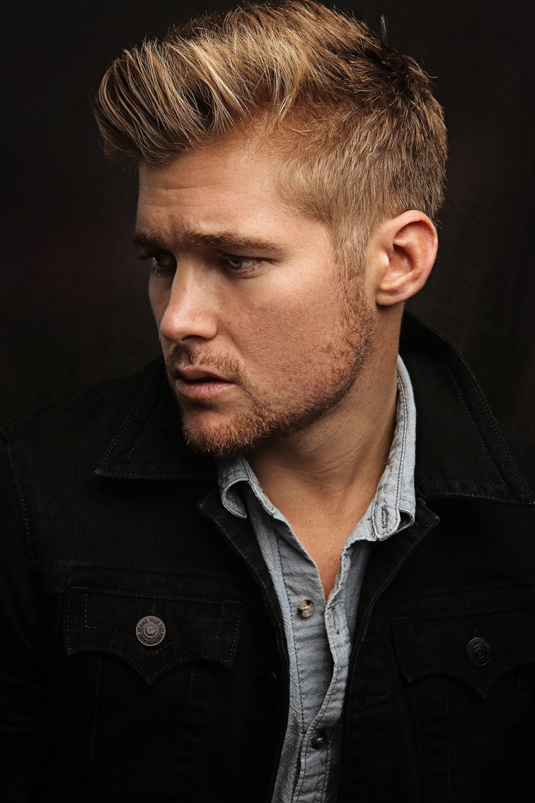 Blonde Haired Male 120