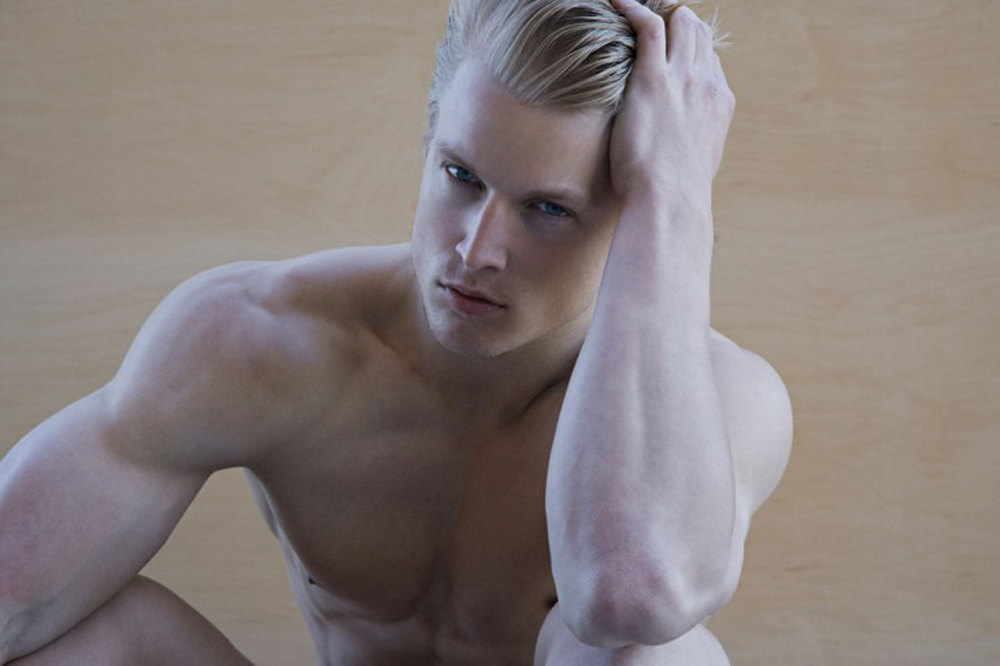 Thor Bulow by Photographer Rick Day – Fashionably Male