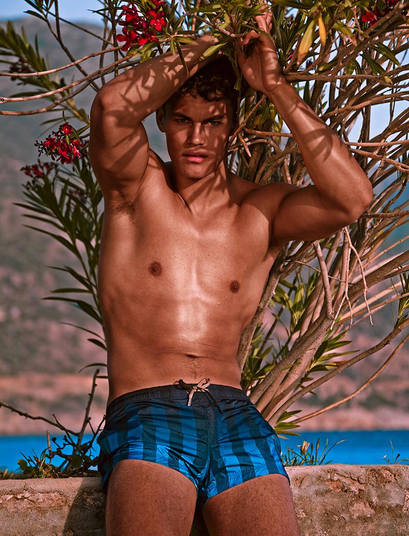 Tyler-Maher-Attitude-Swimwear-Daniel-Jaems-FENDI
