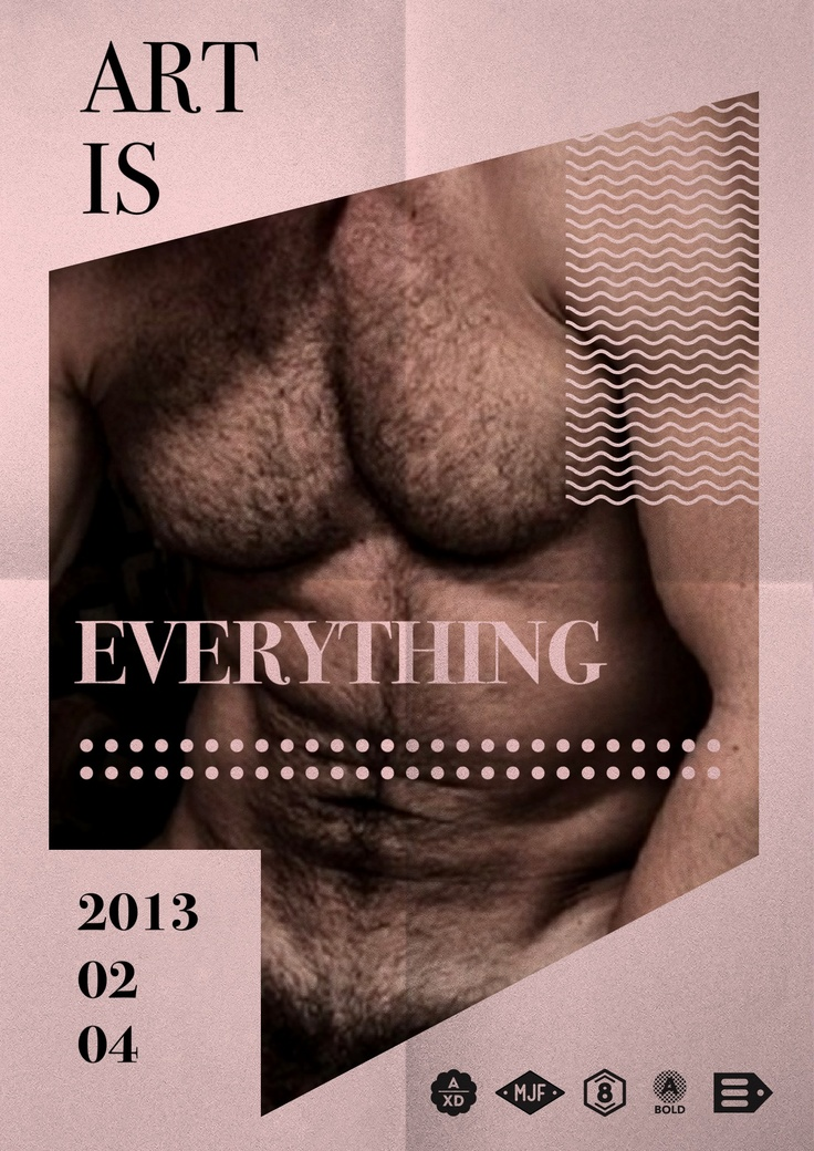 ART IS EVERYTHING 20130204 Fashionably Male