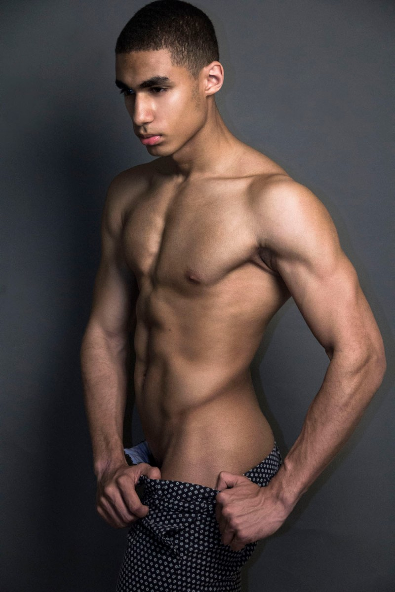 Eric White by Balthier Corfi