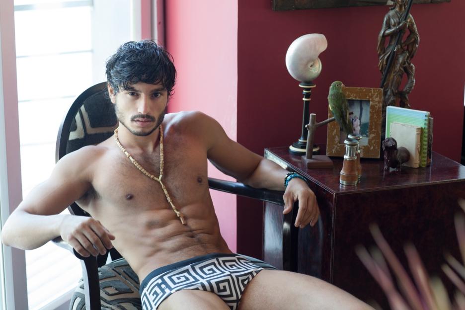 Maikel Castro + Chessman Medeiros   'DNA Magazine' #173 by Xavier Samré6