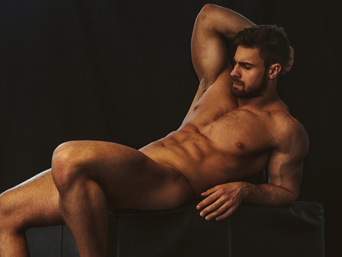 Kirill Dowidoff by Serge Lee Photography