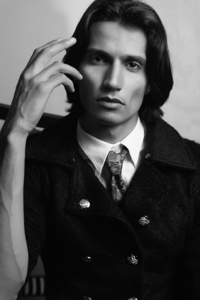 Model Giuliano Meneghin by Mendelson Villanueva Serrano