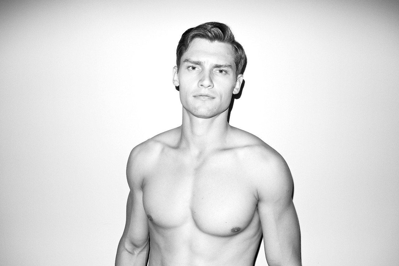 Vladimir Ivanov by Terry Richardson – Fashionably Male