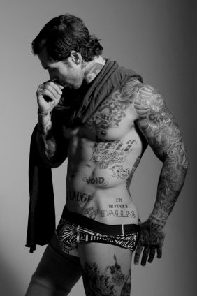 We love this baddie Alex Minsky by Photographers Therese + Joel latest work for Out Magazine September issue. Production by Hunter Abrams.