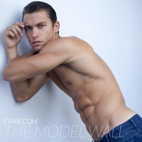 Lucas Garcez for FTAPE.COM The Model Wall