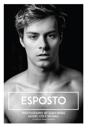 Esposto by Juan Neira