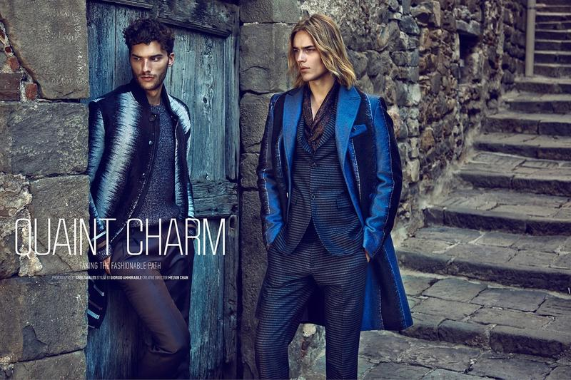 QUAINT CHARM | AUGUST MAN MALAYSIA SEPTEMBER 2014