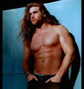 Brock O'Hurn by James Van Alden