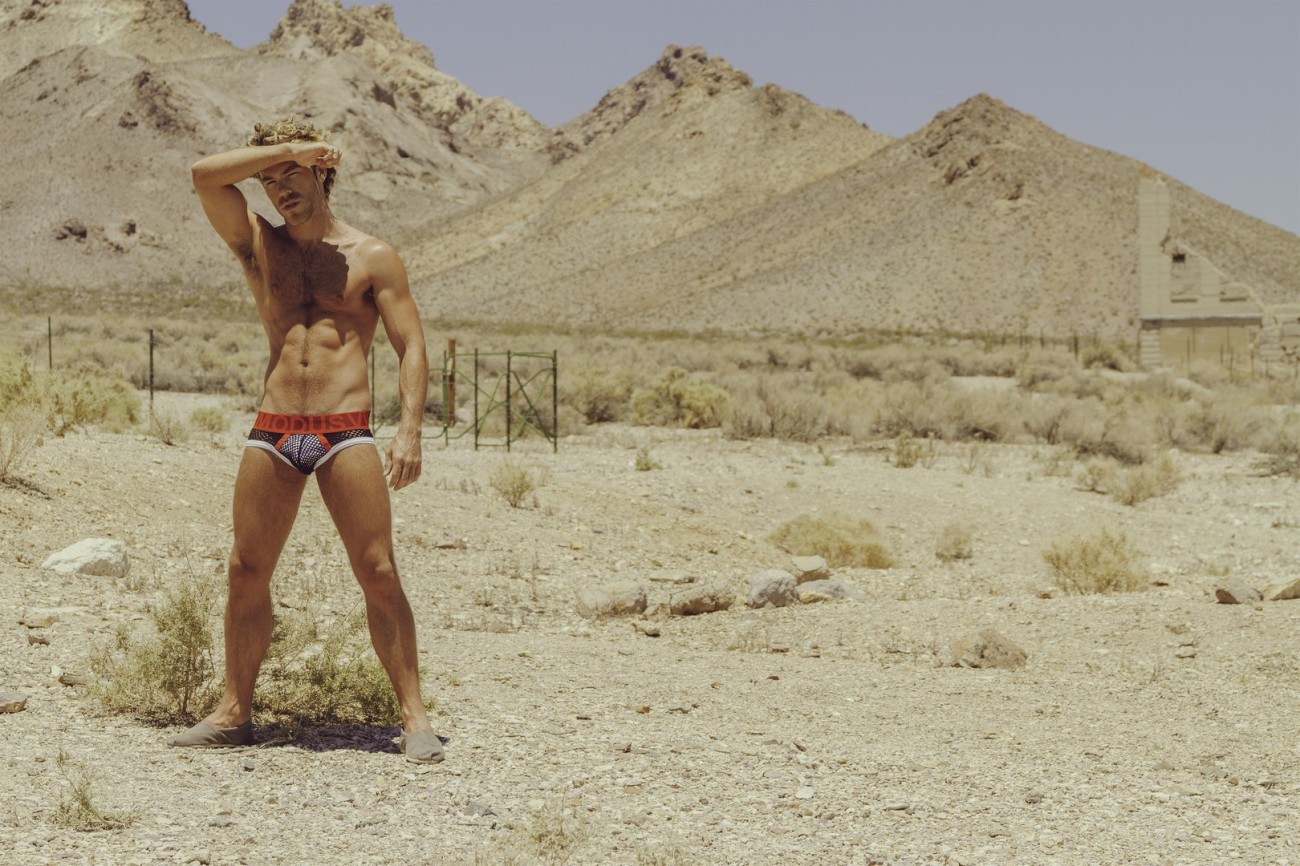 DW Chase in Modus Vivendi by Cory Stierley | Special Featuring