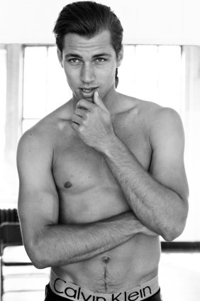 Attached some info/snapshots from model Kacey Carrig at Ford Models a very promising model for the fashion industry. We hope to see him more often! Name Kacey Carrig @ Ford New York Hometown New Jersey, USA Zodiac Sign Aries How were you discovered? Through VMAN / Ford Model search People you aspire to be My parents, brother and Channing Tatum Favorite modeling experience Working with Kate Moss during the Versace Campaign. Such an incredible experience to work with a legend. What advice would you tell your 12-year old self? Patience will get you far. Don't stress over the small things. Who would you like to work with in the future? Armani, Dsquared2, Dolce & Gabbana, Ralph Lauren, Macy's