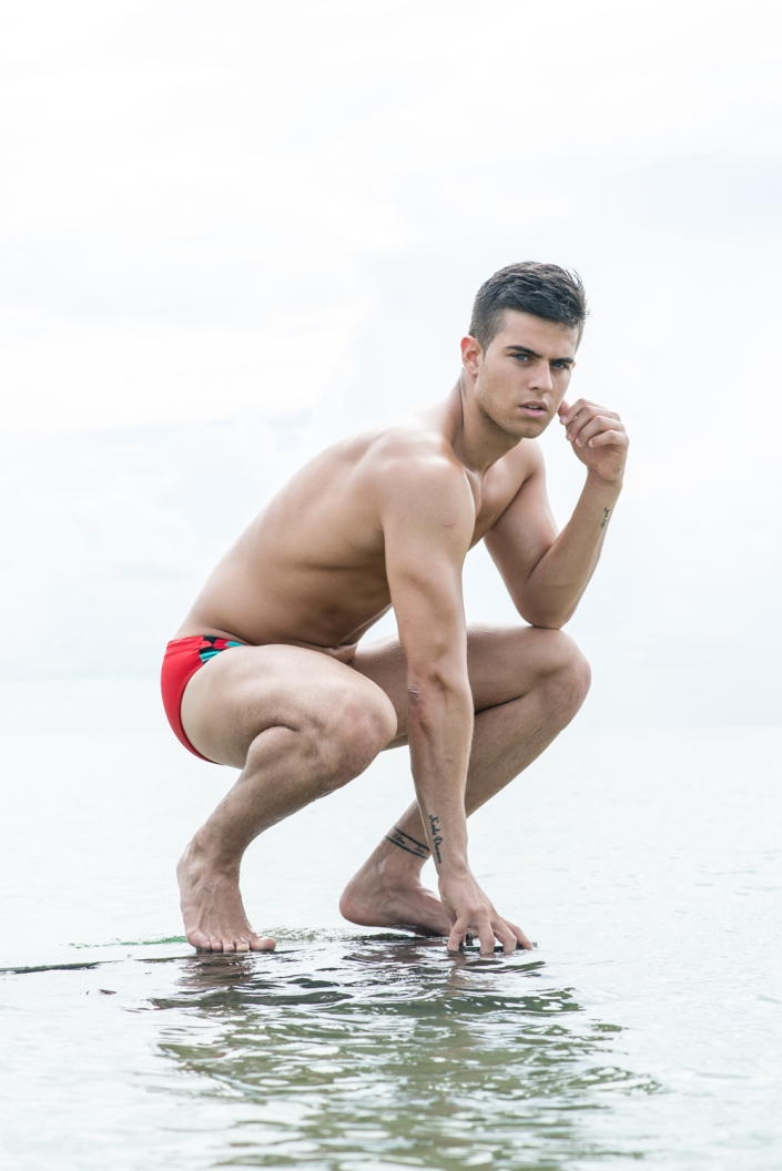 Andre Brunelli by Fritz Yap