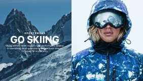 "H&M ""Go Skiing"" Lookbook"