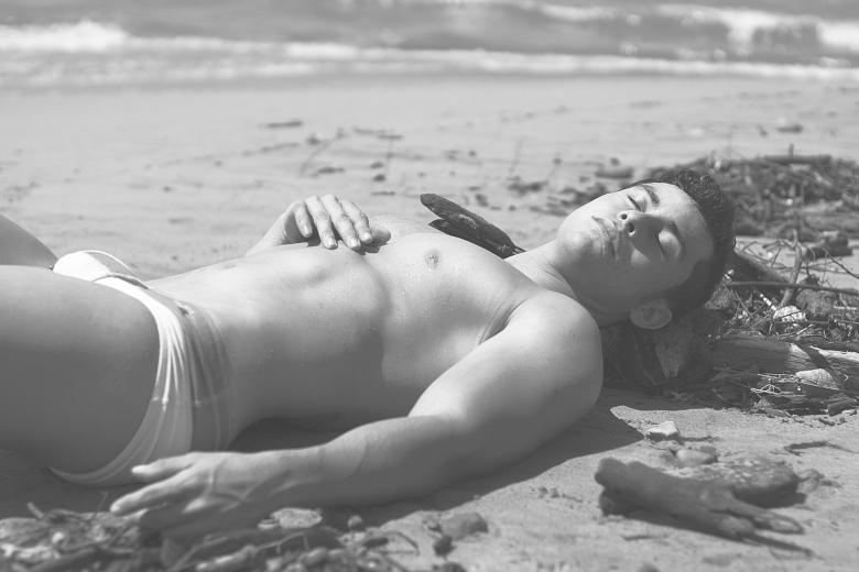 Photo: Luis de la Luz Model: Felipe Yanez
