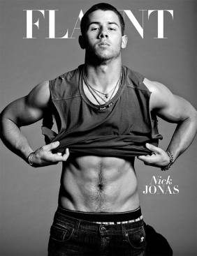 NICK JONAS Like a Bull in a Chin Shop | FLAUNT Magazine