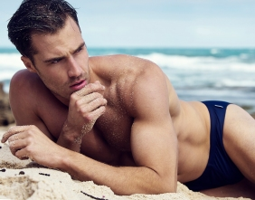 Reece Carter by Paul Fitzgerald