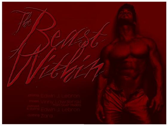 #HALLOWEEN | THE BEAST WITHIN EDWIN J. LEBRON WITH VINNY LAWDENSKI