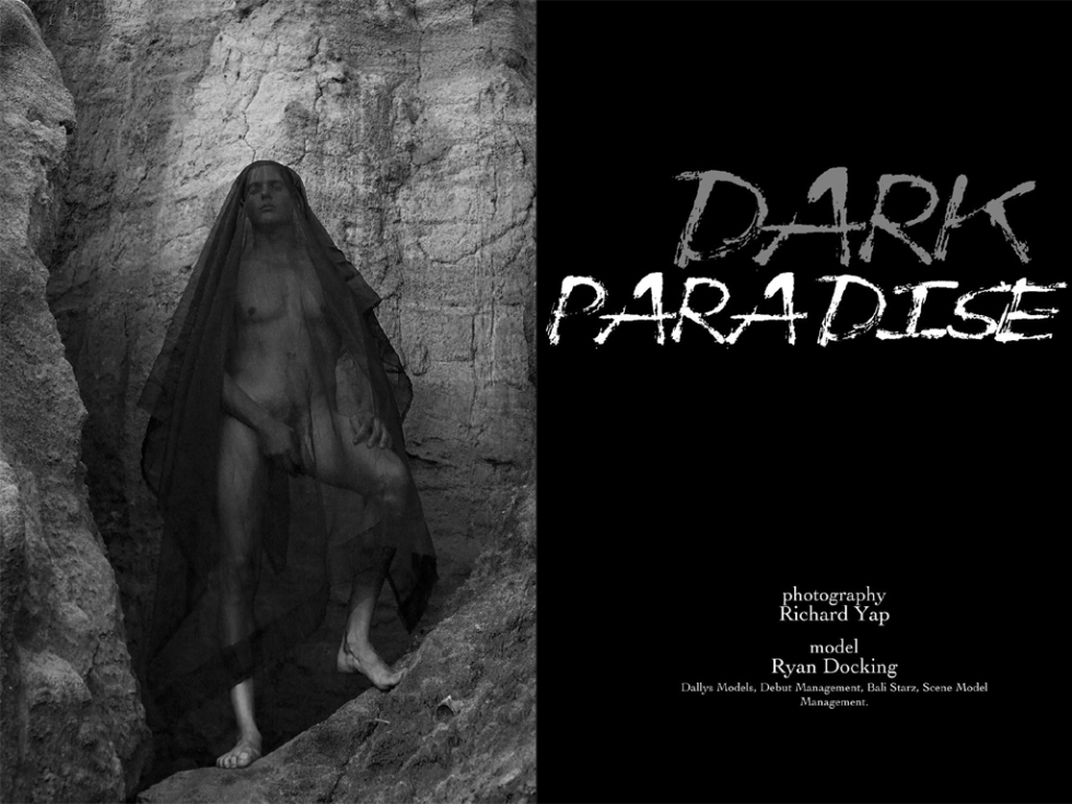 Dark Paradise by Richard Yap Photography for Dominus Mag