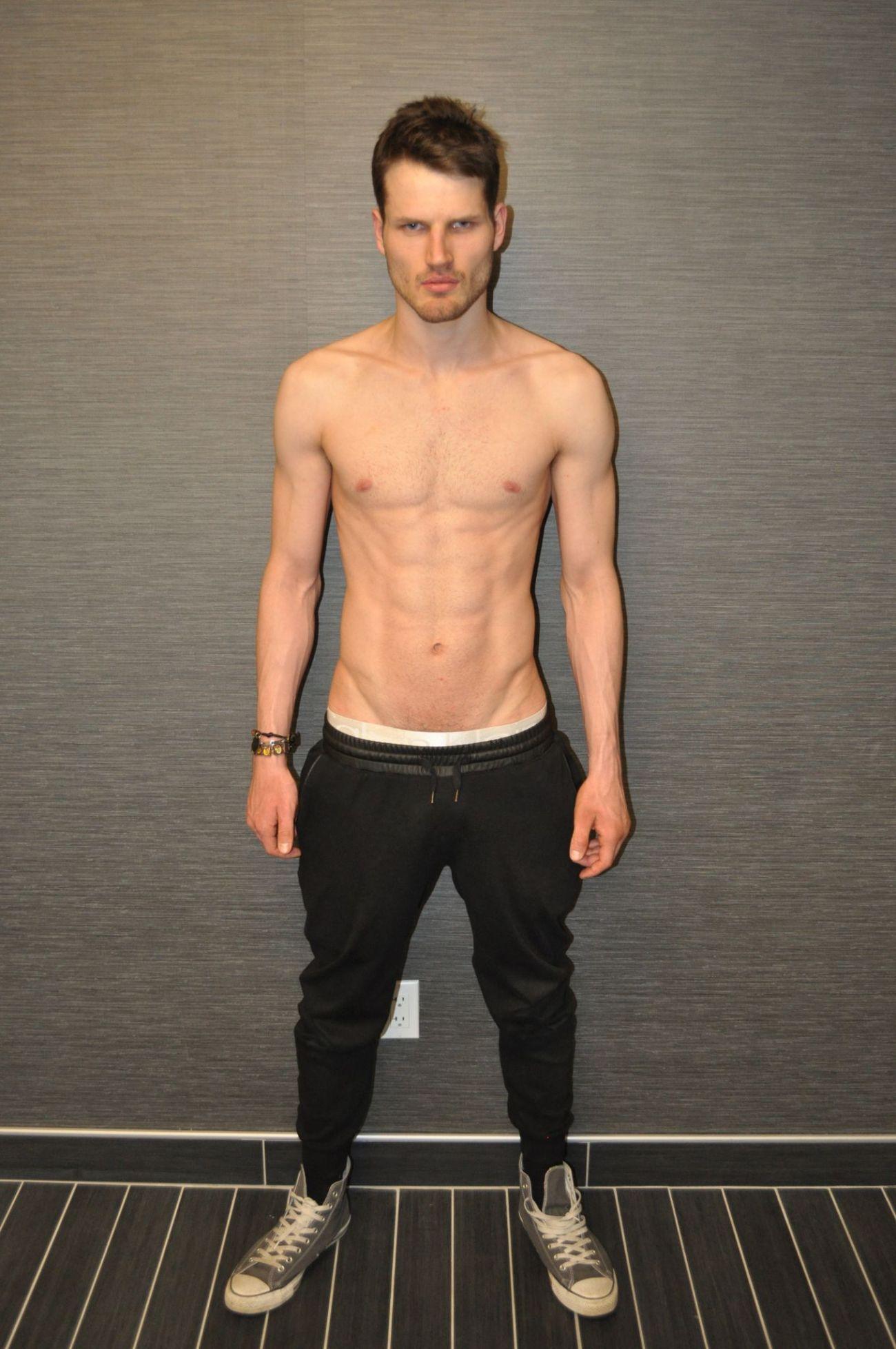 New Digitals Of David Koch At Adam Models In Nyc