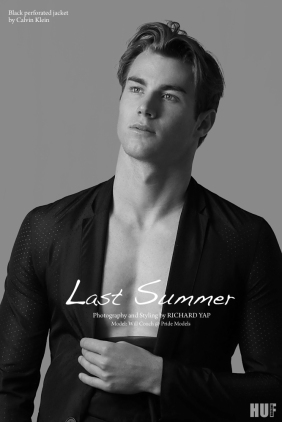Last Summer by Richard Yap for HUF Magazine