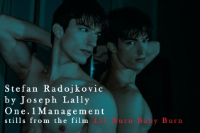 Stefan Radojkovic by Joe Lally