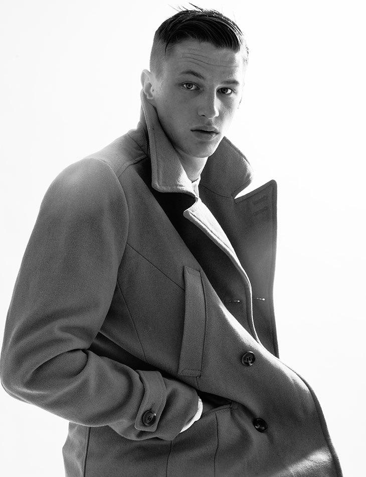 Jack Buchanan @ Select Models