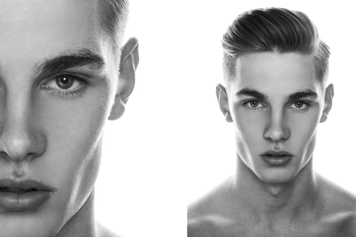 #SideriousHeadshot of Tommy Marr of NEXT by Michael Silver