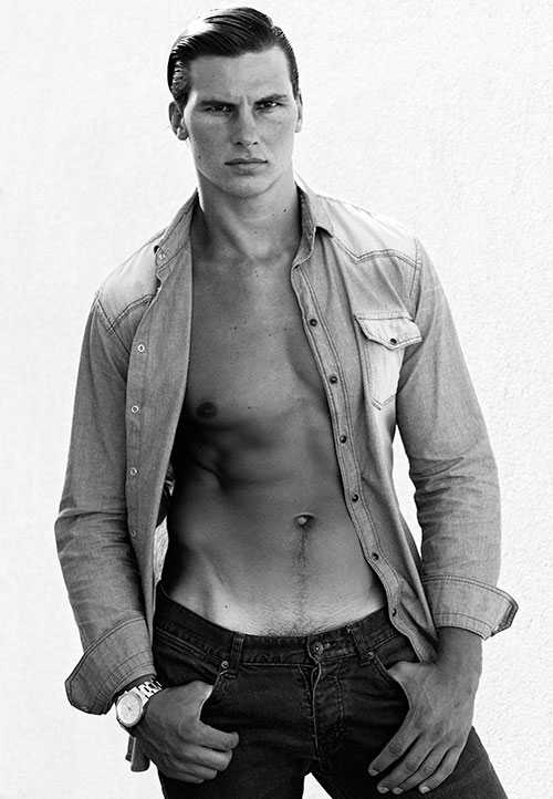 Bentley Hudson by Greg Vaughan