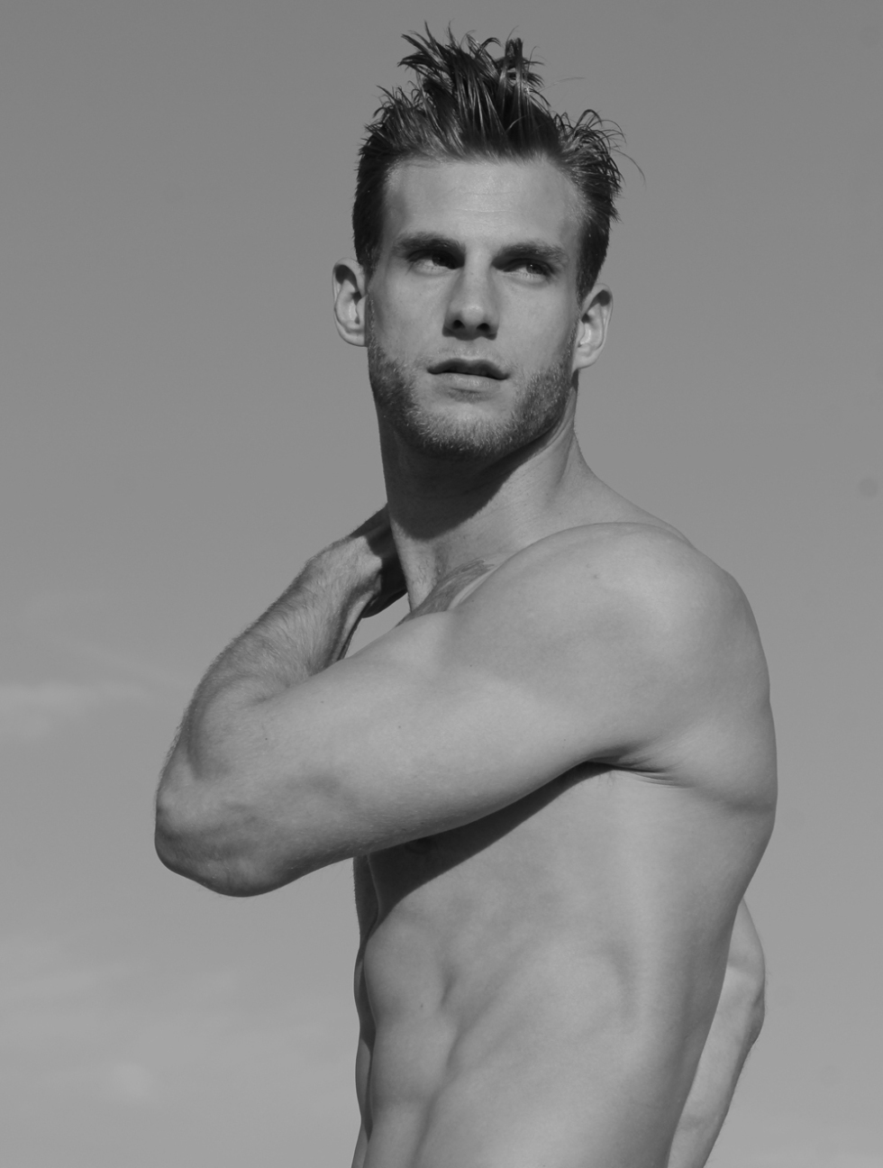 ames kirk form front models miami by michael del buono