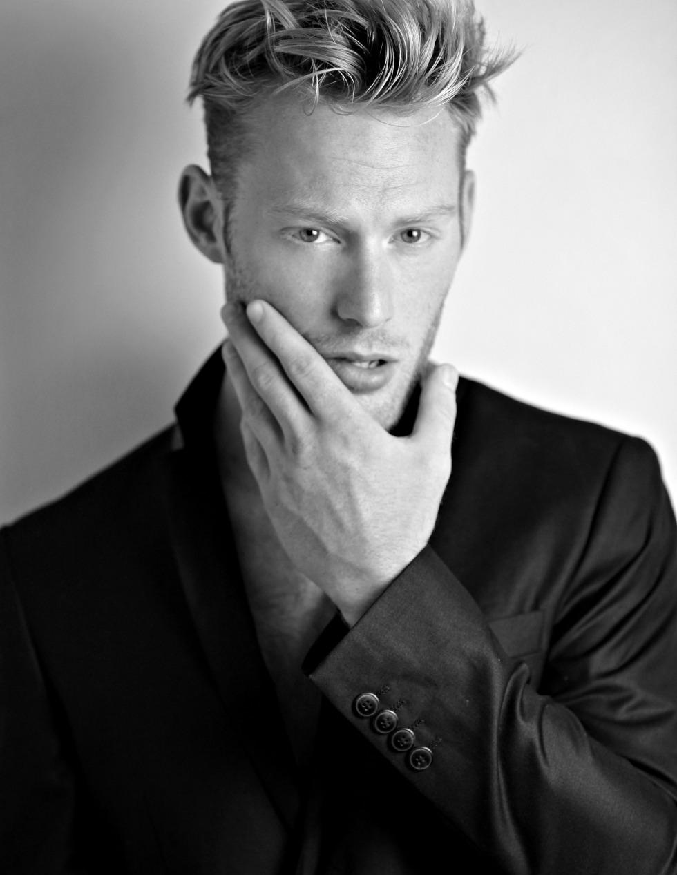 Portraits: Brandon Connelly by Vaughn Stewart