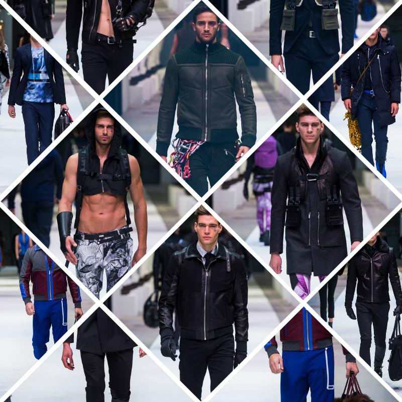 Dirk Bikkembergs Sport Couture Fall-Winter 20150