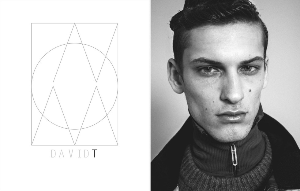 """6'2.5"""" of beauty presenting David Trulík represented by New Madison at Paris, David walked a few weeks ago for Louis Vuitton Menswear Fall 2015 at Paris Fashion Week."""