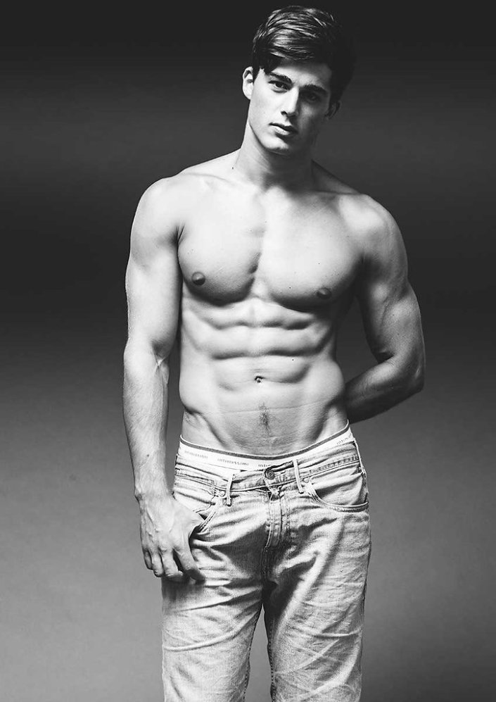 Pietro Boselli by Darren Black Photography
